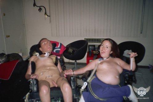 Sexo entre Parapléjicos