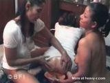 Cacas y mucha acción entre lesbianas