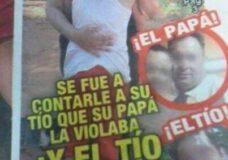 Imagen La viola el padre, la viola el tio