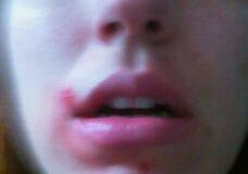 Imagen A que sabe la sangre menstrual ?