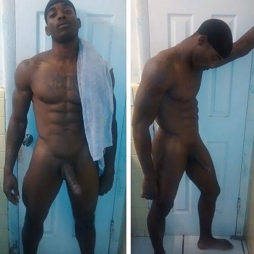 Pollas descomunales de hombres negros
