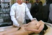 Autopsia al cadaver de una preciosa chica
