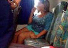 Imagen Paga el ticket del autobus con una mamada