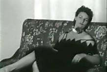 Mujeres Pin Ups del Porno Vintage