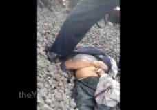 Imagen Anciano muerto por el atropello de un tren