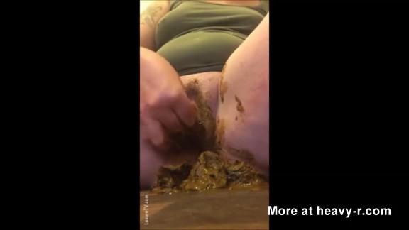 sexo con caca