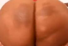 Gorda con el culo enorme
