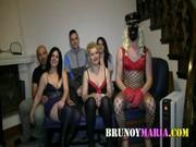 Orgias parejas Bruno y Maria