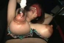 Lactantes Porno Tetas rellenas de leche miniatura