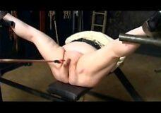 Imagen Coño Gorda con electro tortura
