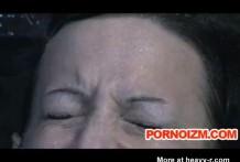 Bizarra sesión de BDSM