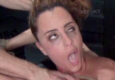 Imagen Cara de poseida cuando le follan el culo