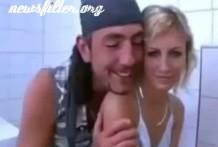 Chica llora por que quiere que acabe el rodaje porno