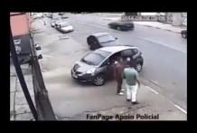 asesinato en la calle miniatura