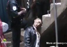 Imagen Muerto al bajar las escaleras