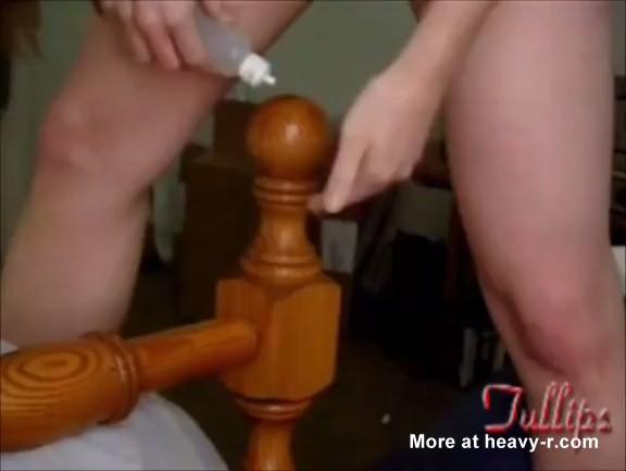 Suzisoumise Hanging Orgasm