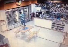 Imagen Tratan de robar al hombre equivocado