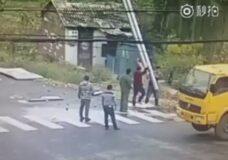 Imagen Tres muertos con una sola descarga eléctrica