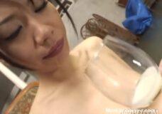 Imagen Japonesa inseminada de esperma