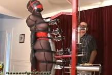 esclava maquina de tortura miniatura