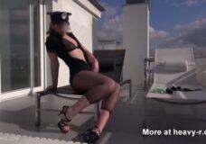 Imagen Orgasmo con las quemaduras de un cigarro