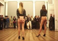 Mujeres amateurs exhibicionistas