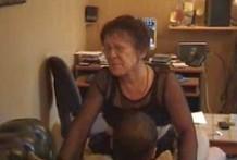 Video XXX con la abuela del porno