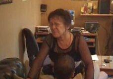 Imagen Video XXX con la abuela del porno