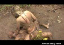 Imagen Porno con guerreros del amazona