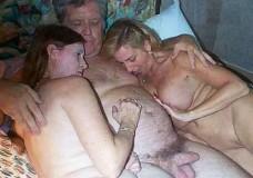 Ancianas con ganas de sexo, Fotos Porno 2