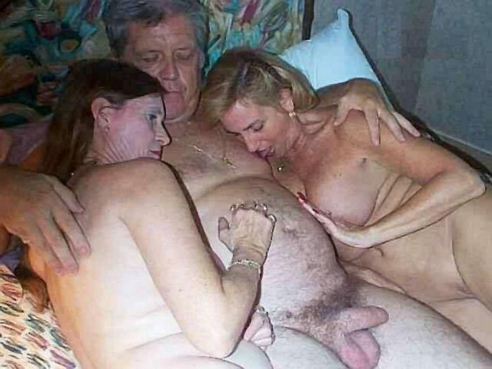 sexo con ancianas