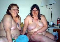 Mujeres gordas con culos enormes