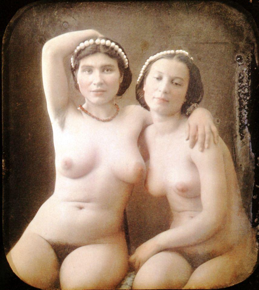 Fotos pornográficas del siglo XIX