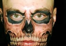 Fotos de tatuajes impactantes
