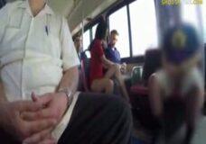 Imagen Mamada en un autobús público