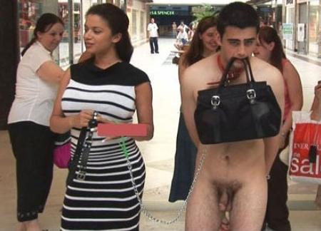 hombres desnudos , compras, centros comerciales, fotos porno bizarras