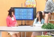 Bukkake en el telediario de Japón