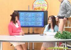 Imagen Bukkake en el telediario de Japón