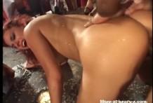 Extrema fiesta de sexo Hardcore