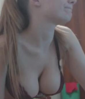Morena tetona Garganta profunda y anal con Cremita