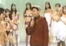 Imagen Japonesas enseñan las tetas en un programa de televisión