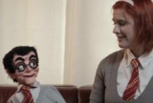 Harry Puppet y la puta de Hermione