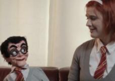 Imagen Harry Puppet y la puta de Hermione