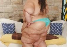 Hermosas mujeres super gordas y obesas