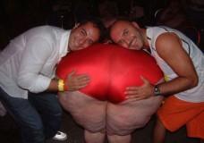 Chicas super gordas