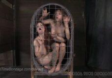 Imagen Dos putas encerradas en una mazmorra