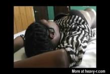 Negra drogada para ser violada