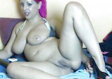 Chica Punky tetona 11