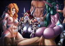 Chicas y Demonios sexo