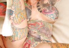 Fotos de Tatuajes y Piercings Extremos 22